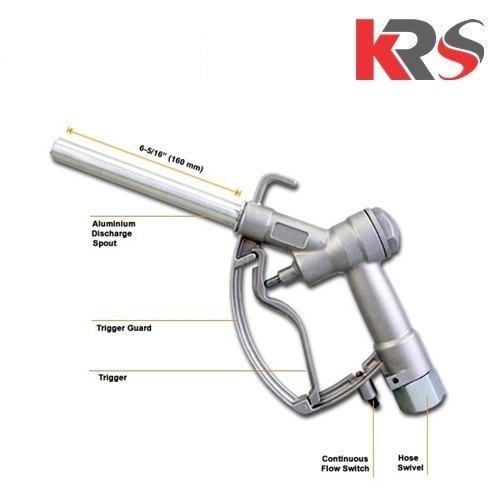 Manual Fuel Nozzle