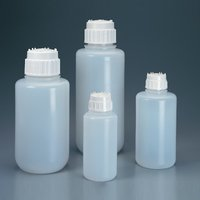 Plastic Heavy Duty Vaccum Bottle