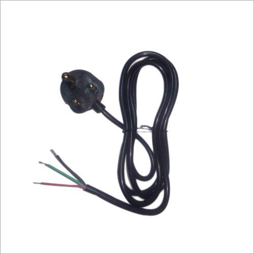 Three Pin Power Supply Cord