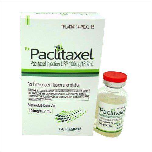 100mg-16.7ml Paclitaxel Injection