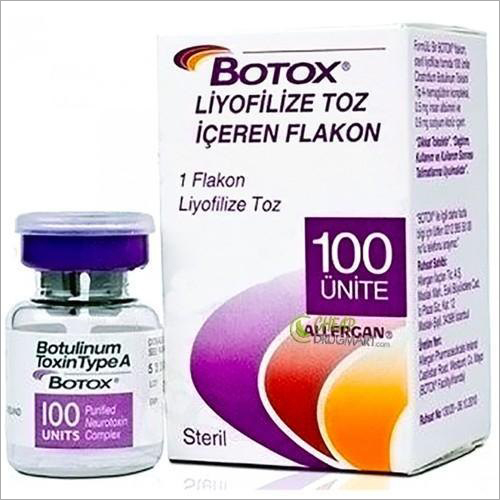 Botulinum Toxin Type A Inejction