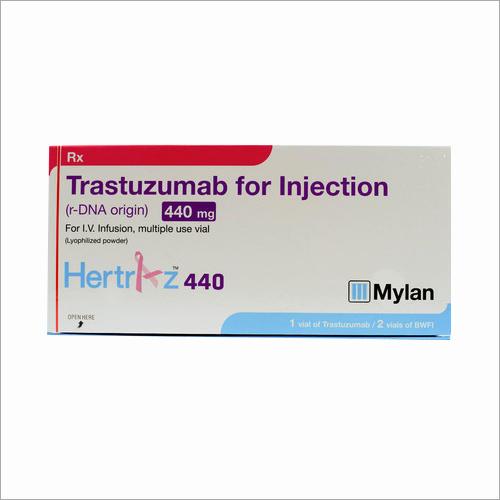 440 mg Trastuzumab Injection
