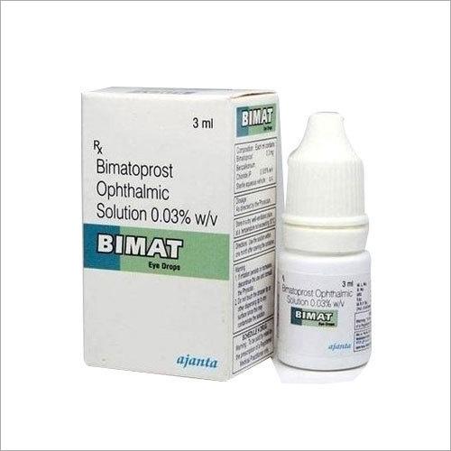 3 ml Bimatoprost Ophthalmic Solution Bimat