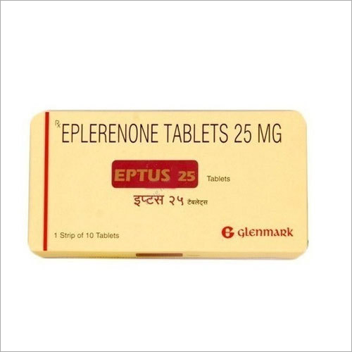 25 mg Eplerenone Tablets