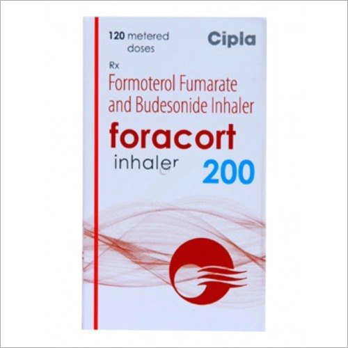 Formoterol Fumarate And Budesonide Inhaler