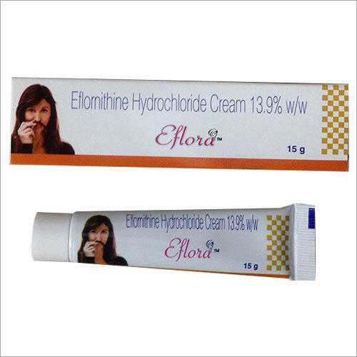 15 g Eflornithine Hydrochloride Cream