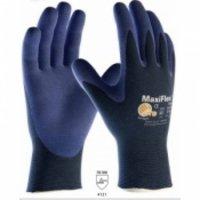 linen handling gloves