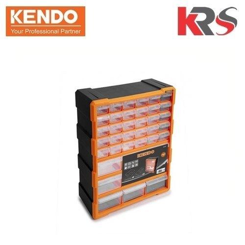 Plastic Tool Kit Box