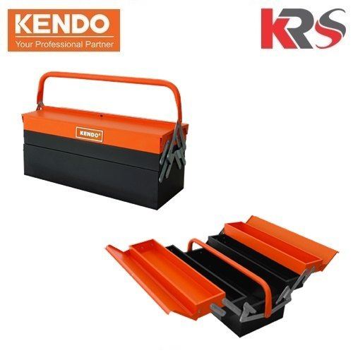 5 Tray Tool Box