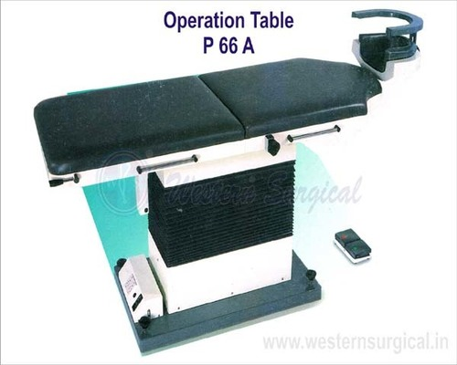 Operation Table