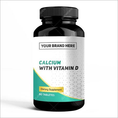Private Label Calcium Vitamin D