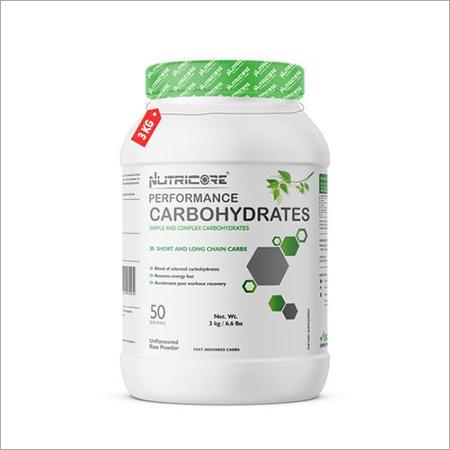 Carbohydrates (Unflavored) 3 Kg