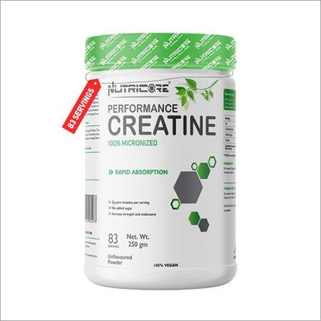 100% Pure Micronized Creatine Monohydrate