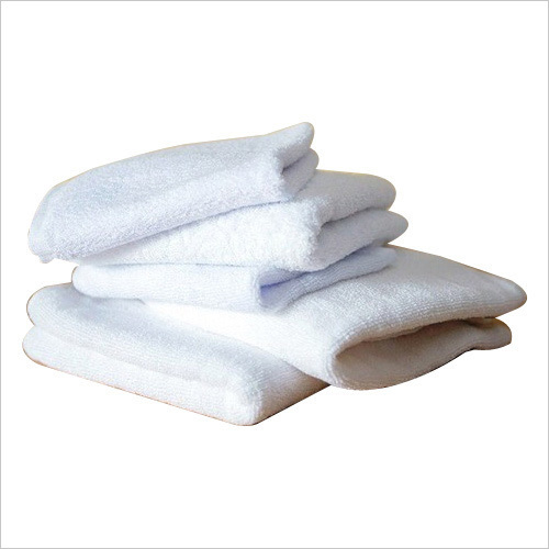 TheWoodWhite India White Face Towel