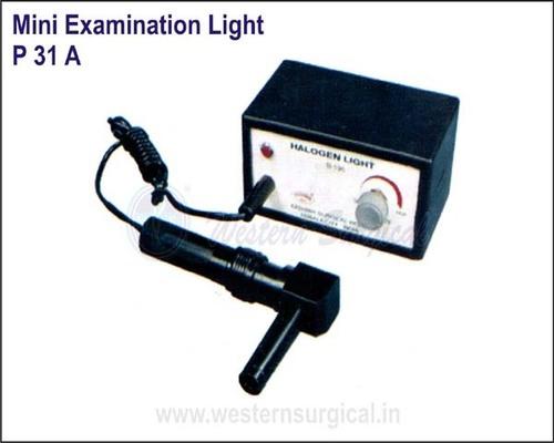 Mini Examination Light - CAT No. KL - 16.010