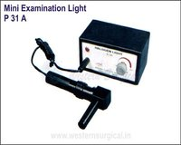 Mini Examination Light - CAT No. KL - 16.010
