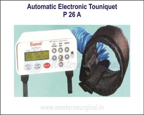 Automatic Electronic Touniquet