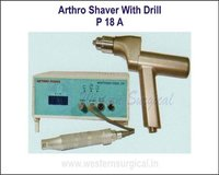 Arthro Shaver with Drill