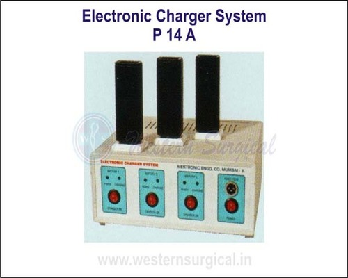 Electronic Charger System