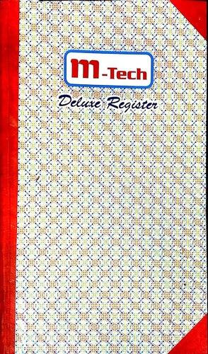 ACCOUNT BOOK REGISTER