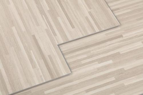 Wood grain color PVC Floor Plank