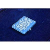 Cvd Diamond 0.8mm DEF VS SI Round Brilliant Cut Lab Grown HPHT Loose Stones TCW 1