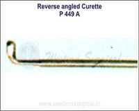 Reverse Angled Curette