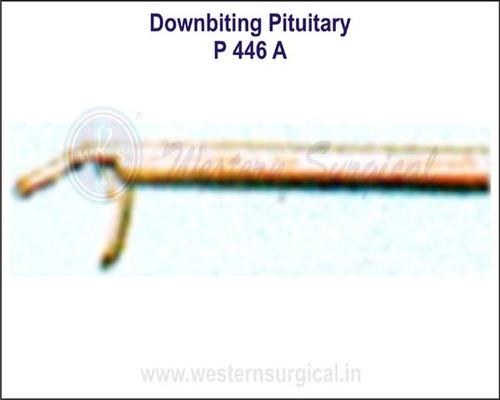 Downbiting Pituitary
