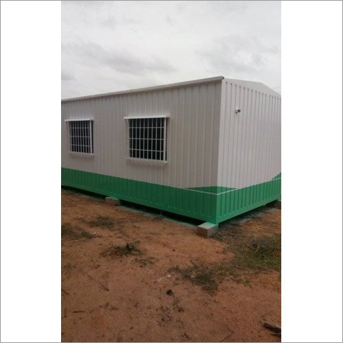 Prefabricated Portable Office Cabin