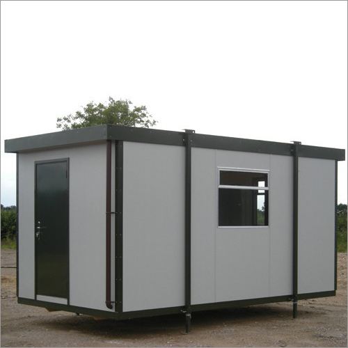 Portable Security Steel Cabin