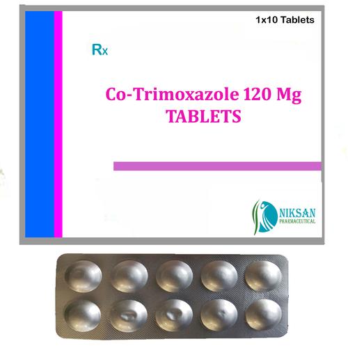 Co-trimoxazole 120 Mg Tablets
