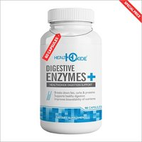 HealthOxide Digestive Enzymes Plus