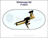 Diskoscopy Set