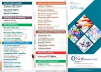 Pharmaceutical Product Card