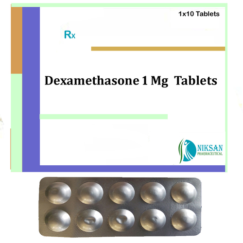 Dexamethasone 1 Mg Tablets