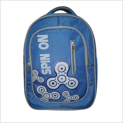 Blue Kids School Bag