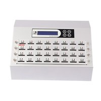 Intelligent 9 Silver Series - 1 to 31 SD / microSD Duplicator and Sanitizer (SD932S)