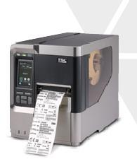 MX240P Series - Thermal Transfer Industrial Printers