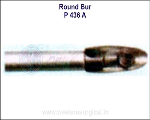 Round Bur