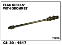 Flag Rod 8.5 Inch With Grommet