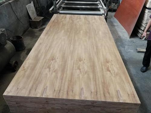 Teak Wood Veneer Block Boards