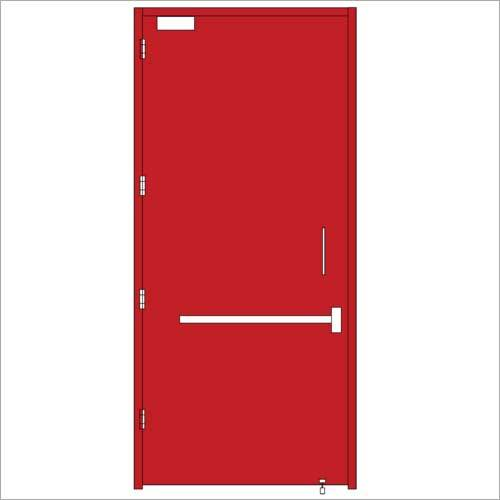 Industrial Emergency Exit Door