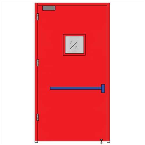 Hinged Emergency Exit Door