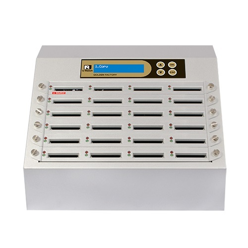 Intelligent 9 Golden Series -  1 to 23 CF Duplicator and Sanitizer (CF924G)