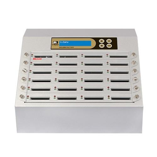 Intelligent 9 Golden Series -  1 to 23 CF Duplicator and Sanitizer (CF924G)