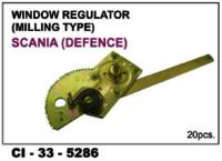 Window Regulator (Milling Type) Scania (Defence)