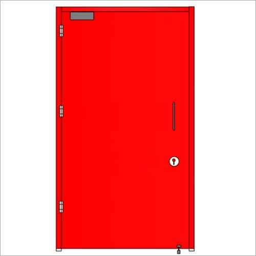 Steel Fire Safety Door