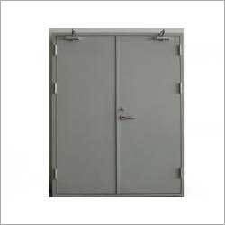 Industrial Fire Resistant Door