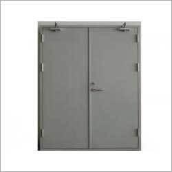 Industrial Fire Resistant Door