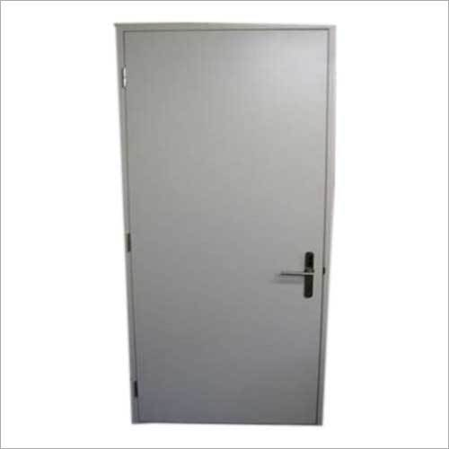 Hollow Metal Pressed Steel Single Door